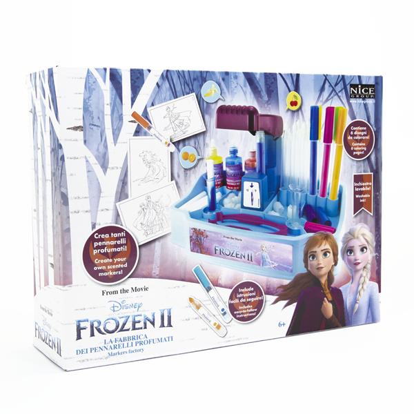 Nice Giocattoli Frozen ii la fabbrica dei pennarelli profumati
